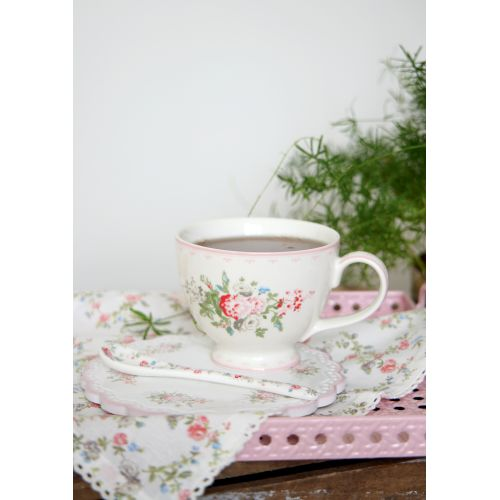 Porcelánový hrnek Petricia Pale Pink 400 ml