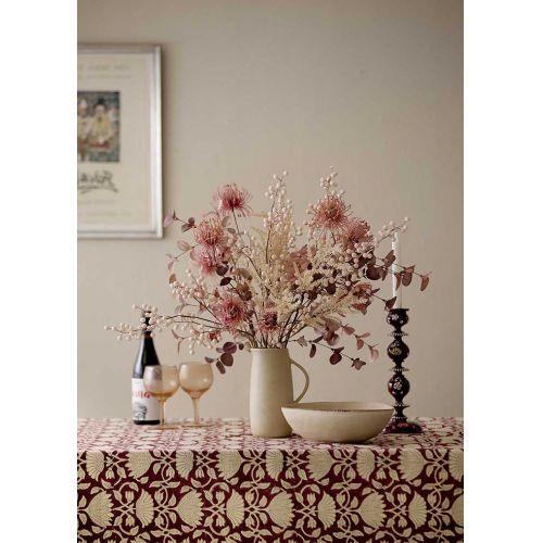 Dekorativní umělé květy Hydrangeas Rosy