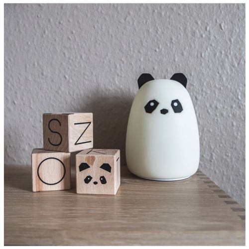 Dětská noční lampička Panda Winston