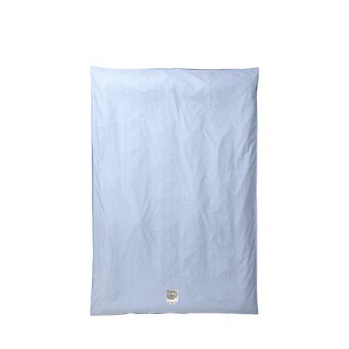Bavlněné povlečení Hush Light Blue 140x200 cm
