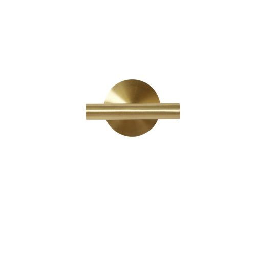 Kovová úchytka Brass Gold