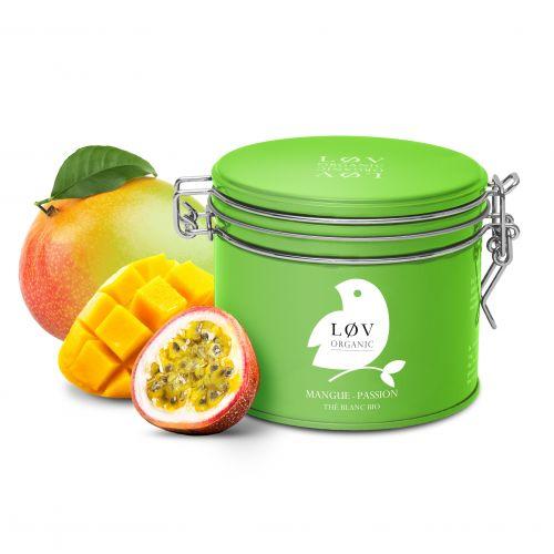 Bílý čaj Mango Passion fruit - 70 g