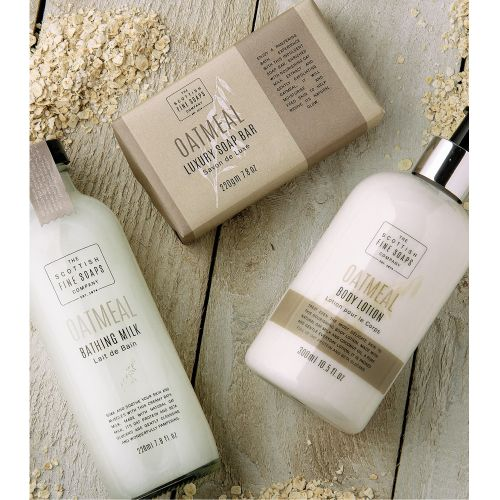 Luxusní mýdlo Oatmeal 220 gr