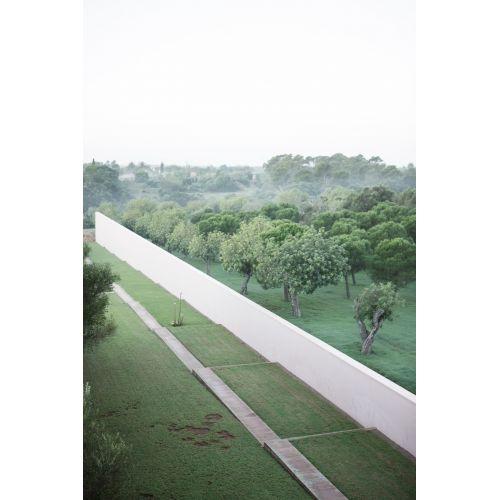 Závěsné stínidlo Natural Raffia ⌀ 60 cm