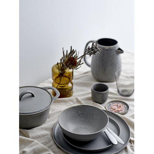 Kameninový talíř Kendra Ø20cm