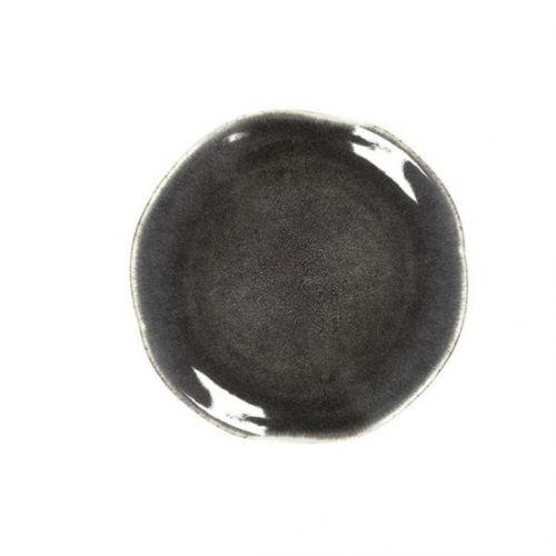 Keramický talíř Calais Coal Grey Dinner Plate ⌀ 26 cm