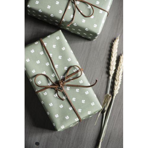 Balicí papír Four-leaved Clovers – 10 m