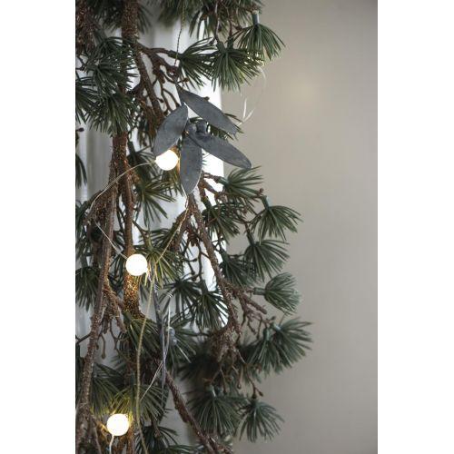 Vánoční zinkový řetěz Mistletoe Zinc 140 cm