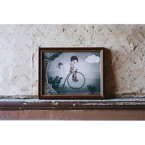 Plakát Mr. Frank 50 x 70 cm