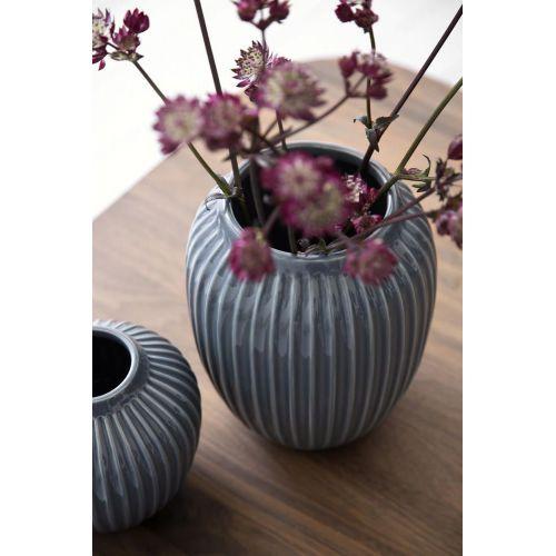 Keramická váza Hammershøi Anthracite Small