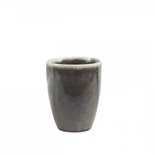 Keramický hrnek Calais Grey Coal 390 ml