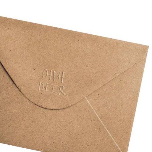 Přání s obálkou Happy For You