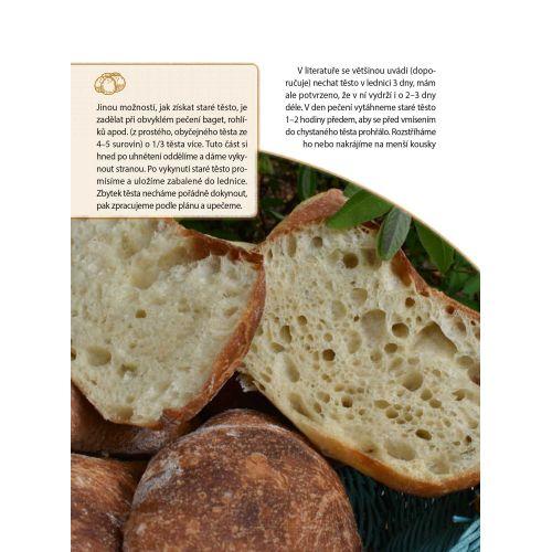 Ruce v mouce - Domácí pečivo s kváskem i droždím