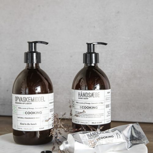 Tekuté mýdlo na ruce Orange Lavander Rose 500ml
