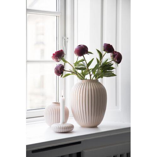 Keramická váza Hammershøi Rose 12,5 cm