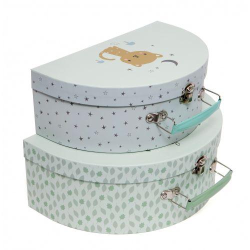 Dětský kufřík Boar & Leopard