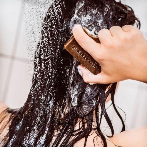 Přírodní tuhý šampon New Hair