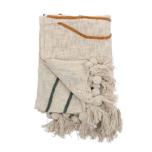 Bavlněný přehoz Nature Cotton 150×125 cm