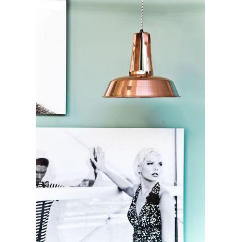 Stropní lampa Copper