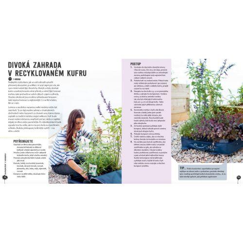 Zahradničení v nádobách - Frances Tophillová