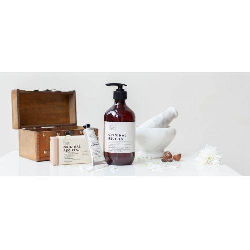Luxusní tuhé mýdlo Bambucké máslo a podmáslí - 220g
