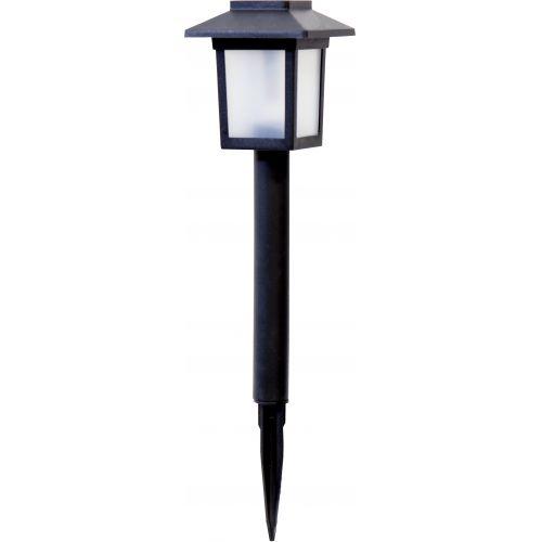 Zahradní světlo na solární napájení Bollard - set 2ks