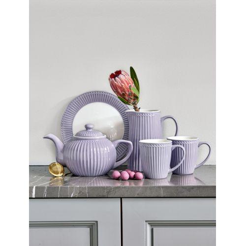 Dezertní talíř Alice Lavender