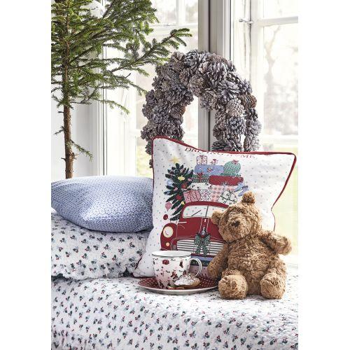 Bavlněný povlak na polštář Joselyn White 50x50
