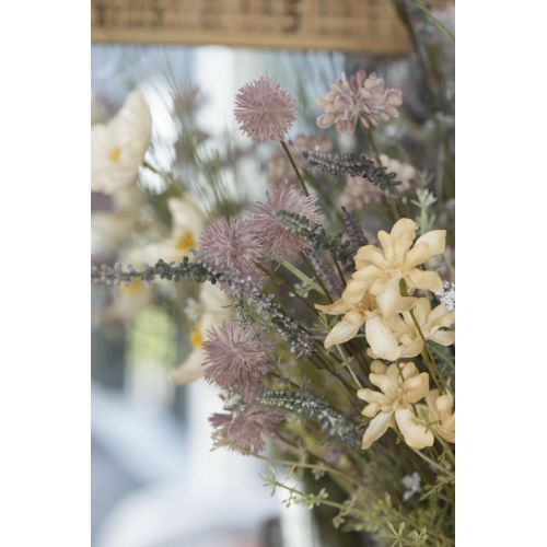 Dekorativní umělé květy Light Malva Tones