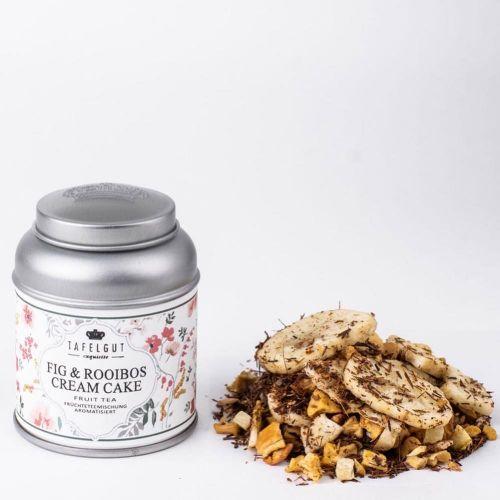 Ovocný čaj Tafelgut - Fig & Rooibos Cream Cake 30g