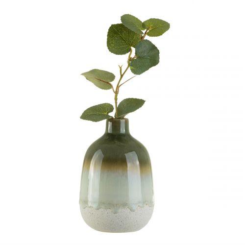 Váza Mojave Green Glaze
