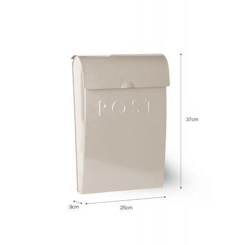 Poštovní schránka Clay