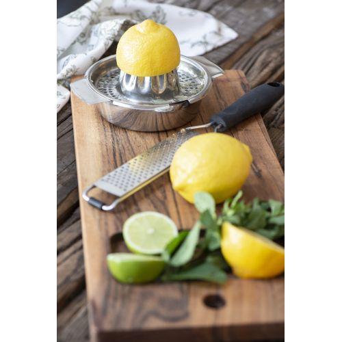 Nerezový lis na citrusy