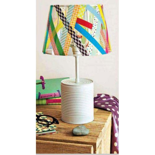 Designová samolepící páska Colorful stripe