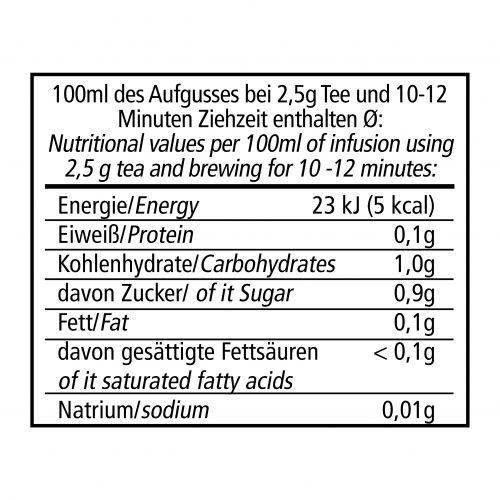 Mini bylinný čaj Snowflake Marshmallow - 25gr
