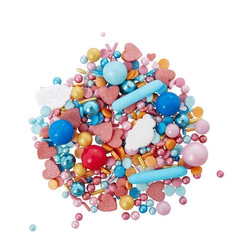 Cukrové zdobení na dort Choose Happy 90g