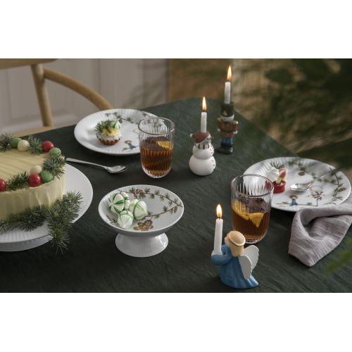 Porcelánová mísa Hammershøi Christmas 16 cm