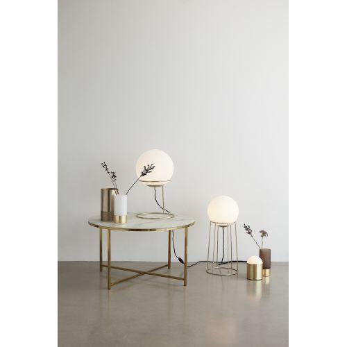 Stolní lampa Ball/brass