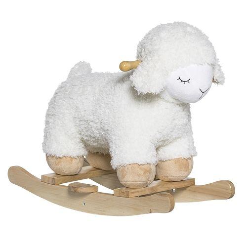Houpací ovečka pro děti