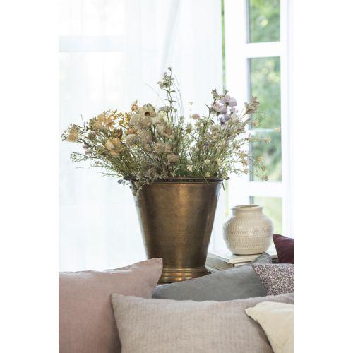 Dekorativní umělé květy White/Green Tones