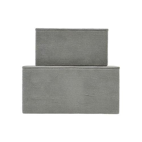 Úložný box Corduroy Grey