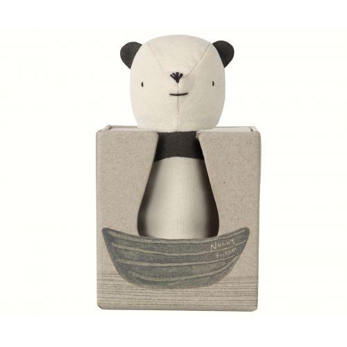 Dětské chrastítko Noah's Friends Panda