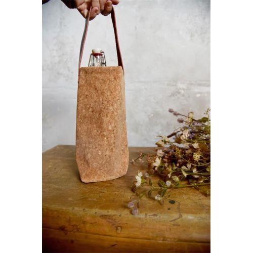 Korková taška na víno