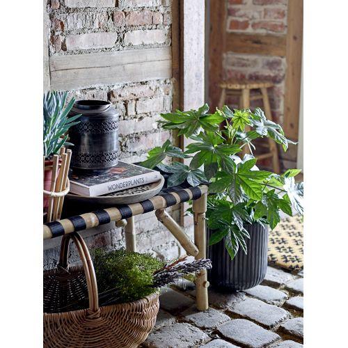 Kovový obal na květináč Iron Notches
