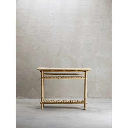 Bambusový konzolový stolek Vietnam