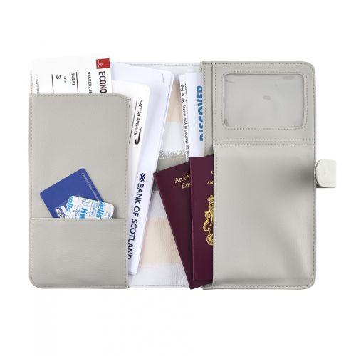 Peněženka na cestovní doklady Bride to B