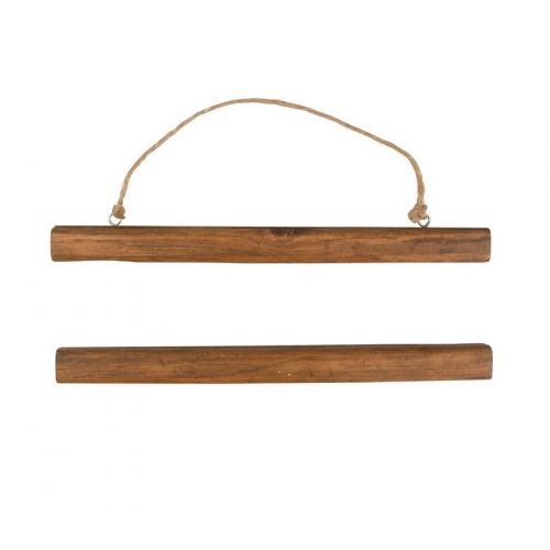 Dřevěný magnetický rám 31 cm