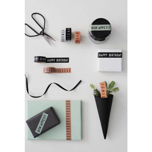 Designové lepicí pásky Bon Apetit 2 ks