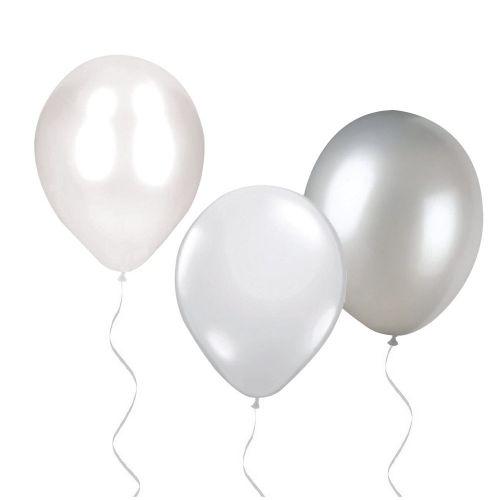 Nafukovací balónky Romance - 30 ks