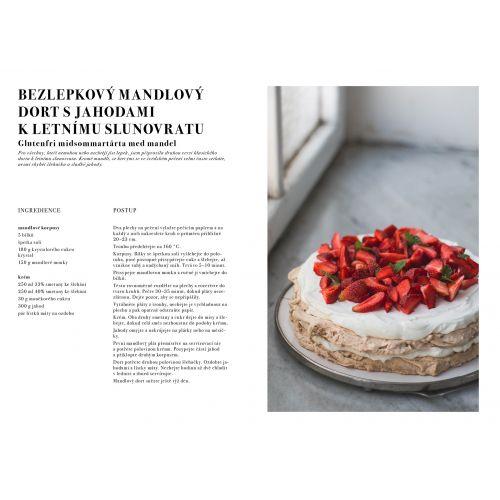 FIKA sladká švédská kuchařka - Kristina Lund